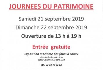 JOURNEE DU PATRIMOINE