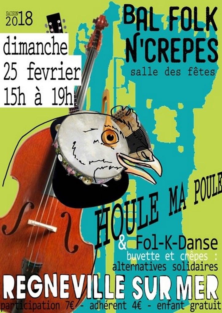 BAL FOLK N'CREPES