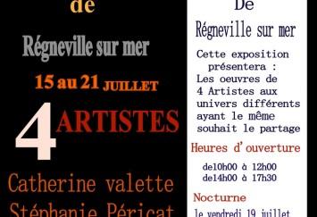 EXPOSITION D'COLLECTIF ART